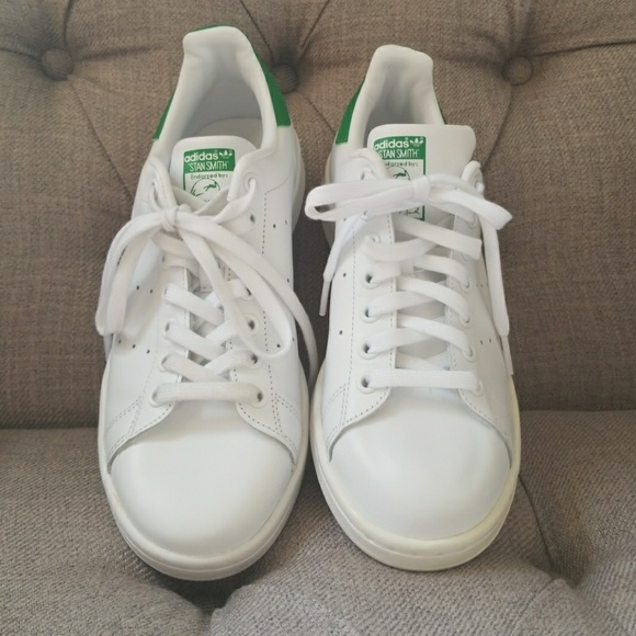 Le Adidas Originale Greenwhite Donne 85 Poshmark Stan Smith